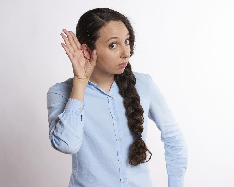 Proč se vyplatí naslouchat