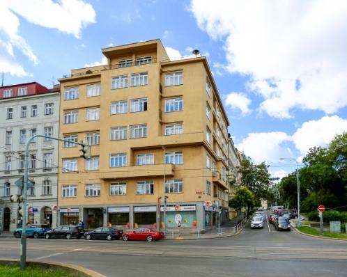 Byt 3 + 1 Praha Vinohrady