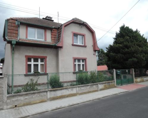 Rodinný dům Neratovice Libiš