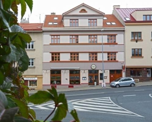 Činžovní dům Praha
