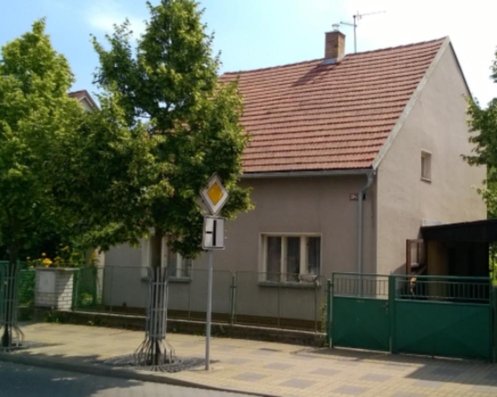 Rodinný dům Neratovice centrum