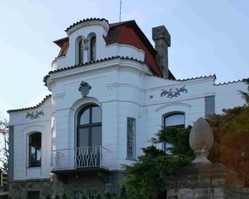 Vila architekta Edurda Sochora