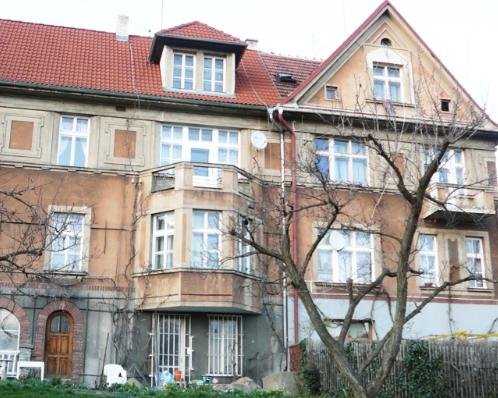 Vila Viktorka Praha Smíchov